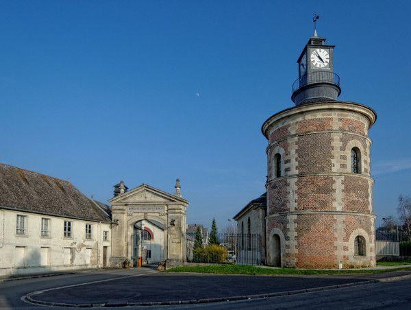 Usine Saint Gobain (Aisne)