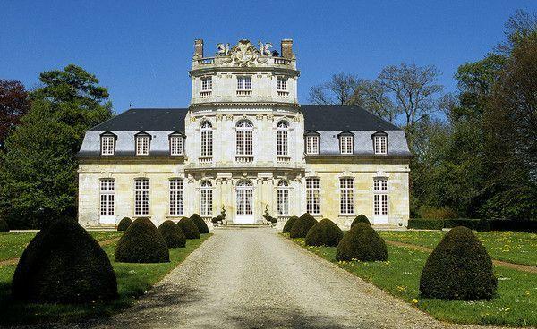 chteau dessertaux somme - Chateau D Aramont Verberie Mariage